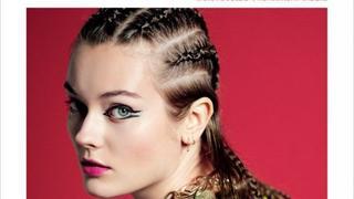 "Piękna Monika Jagaciak zdobi okładkę ""Narcisse Magazine"""