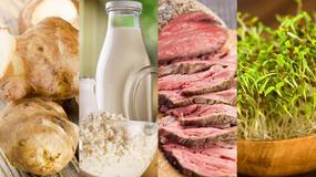 Najbezpieczniejsze produkty spożywcze