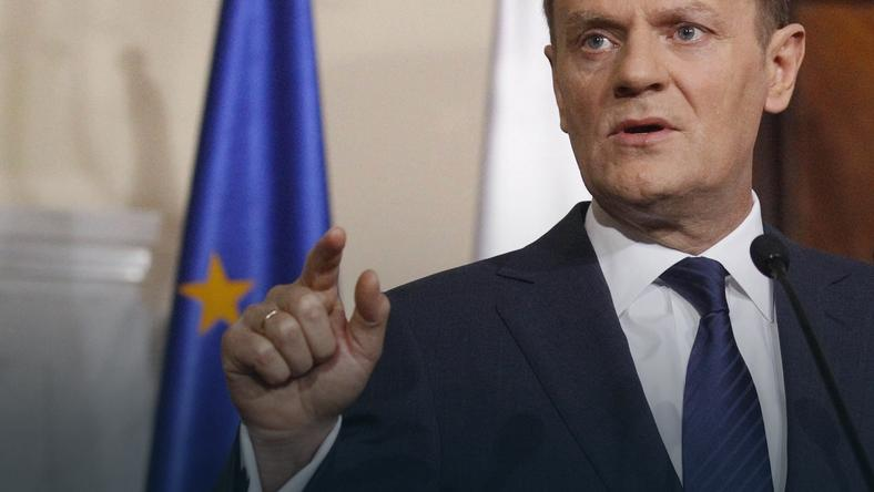 Donald Tusk, fot. Reuters