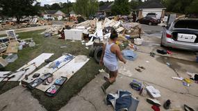 Trwa usuwanie skutków powodzi. Prezydent Obama w drodze do Luizjany
