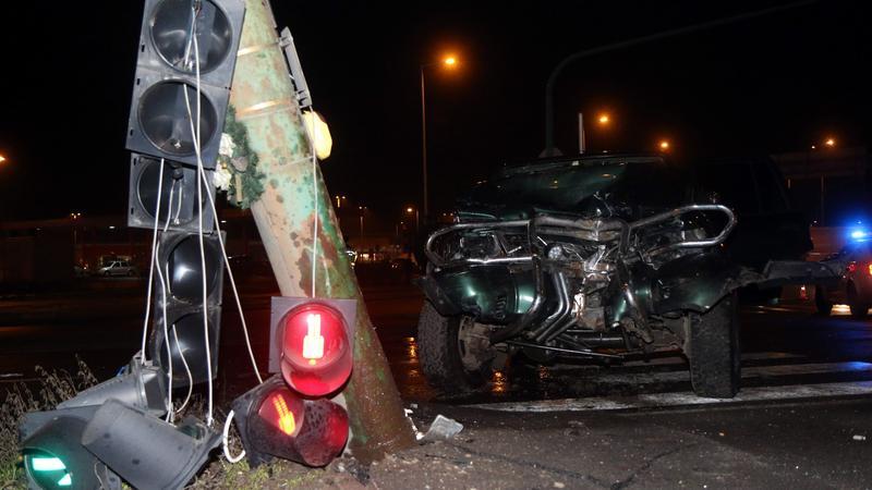 Halálos baleset / Fotó: MTI Vajda János