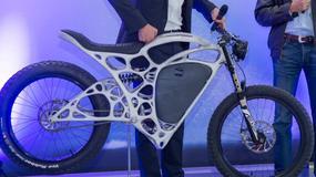 Pierwszy na świecie motocykl z drukarki 3D