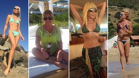 Bikini im niestraszne, choć przekroczyły 60 lat