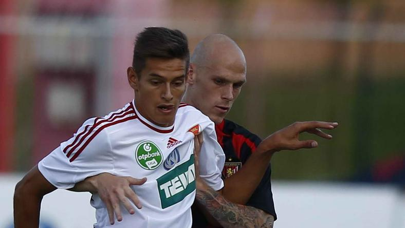 Hamarosan ismét lehet magyar játékos az olasz ligában /Fotó: Pozsonyi Zita