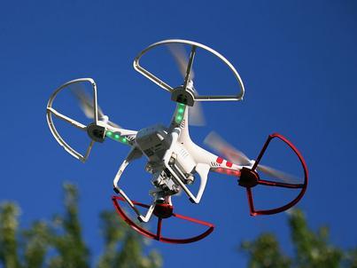Drony okazały się hitem ostatnich lat