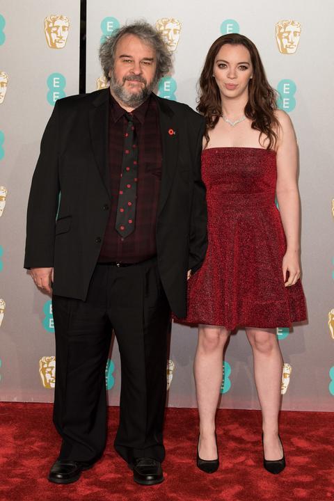 Peter Jackson és Katie Jackson / Fotó: GettyImages