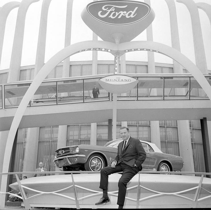 1964 ifj Henry Ford-MTI AP Ford