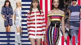Trendy wiosna-lato 2015: Przygoda w paski