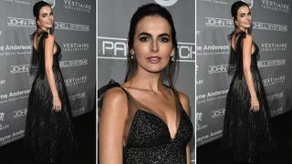 Best Look: Camilla Belle w sukni Monique Lhuillier