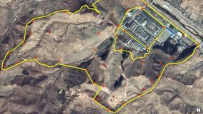 Satelitarne zdjęcia obozu pracy w Korei Północnej