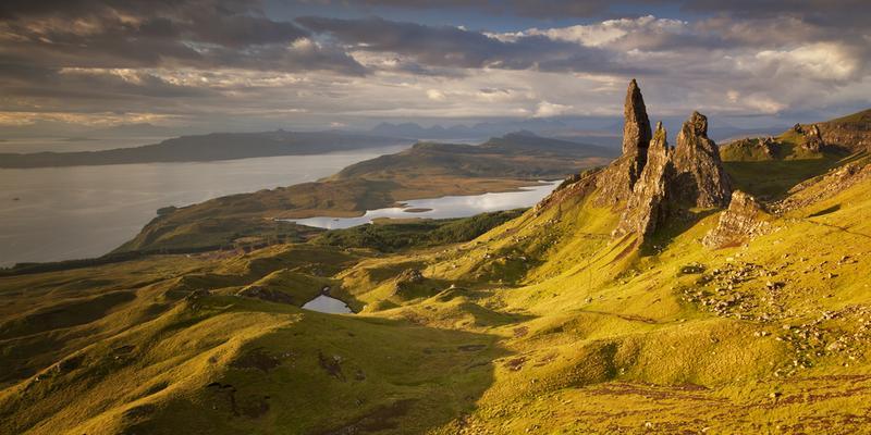 Wyspa Skye w Szkocji: atrakcje