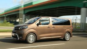 Toyota ProAce Verso Medium - pogromca Volkswagena T6?