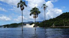 Wenezuela - Wodospad Salto Angel