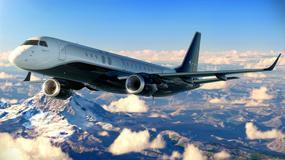 Ten samolot pozwala oglądać niebo... nad głowami