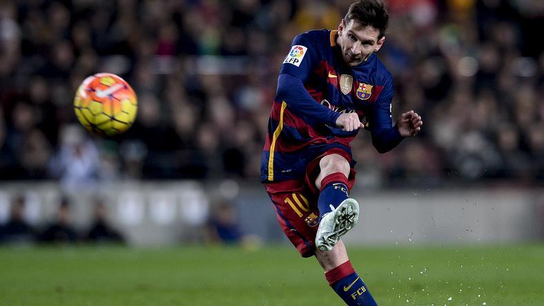 Nejlonmezes rajongója van Messinek / Fotó: AFP