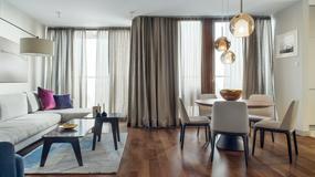 Przytulne dwupoziomowe mieszkanie na Wyspie Spichrzów w Gdańsku