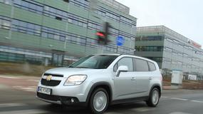 Testujemy Chevroleta Orlando 1.4T, czy nowy silnik jest wystarczający?