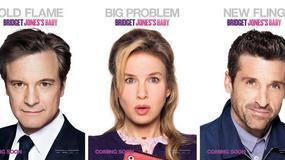 """""""Bridget Jones's Baby"""": nowe plakaty z bohaterami filmu"""