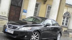 Lexus IS 250: Nadal w formie?