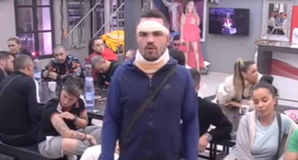 """VIDEO SAM DA KRVARIM, NISAM OSEĆAO BOL"": Bane Čolak progovorio o Mensurovom napadu na njega!"