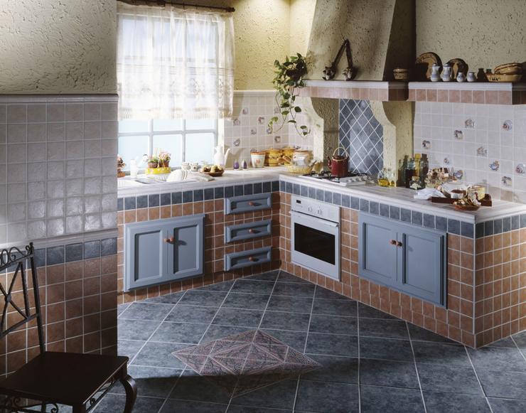 Kuchnie rustykalne -> Kuchnie W Rustykalnym Stylu