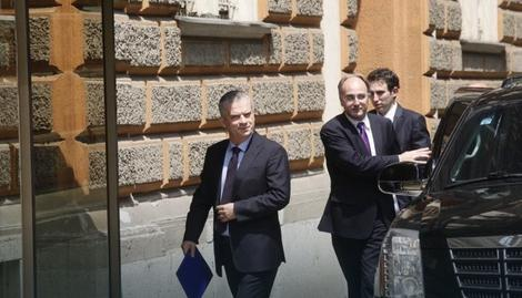 Sastanak lidera SDA, HDZ i SBB