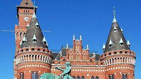 Szwecja, Dania - brama Bałtyku
