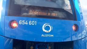 Ten pociąg nie jest zasilany prądem, a mimo to nie wydziela spalin