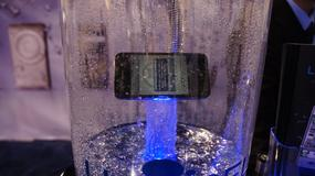 Czy wiesz, że twoja komórka może być odporna na wodę?