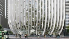 Hotel z niezwykłą fasadą stanie w Melbourne. Zaprojektowała go pracownia Zahy Hadid