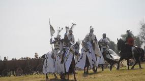 Grunwald 2009 - inscenizacja bitwy