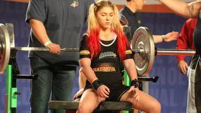 Poznajcie Maryanę Naumovą! 110 kg na klatkę w wieku 13 lat!