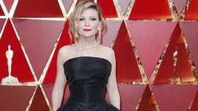 Oscary 2017: mroczna Kirsten Dunst. Gwiazda zachwyciła stylizacją