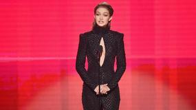 Wszystkie kreacje Gigi Hadid na gali AMA 2016