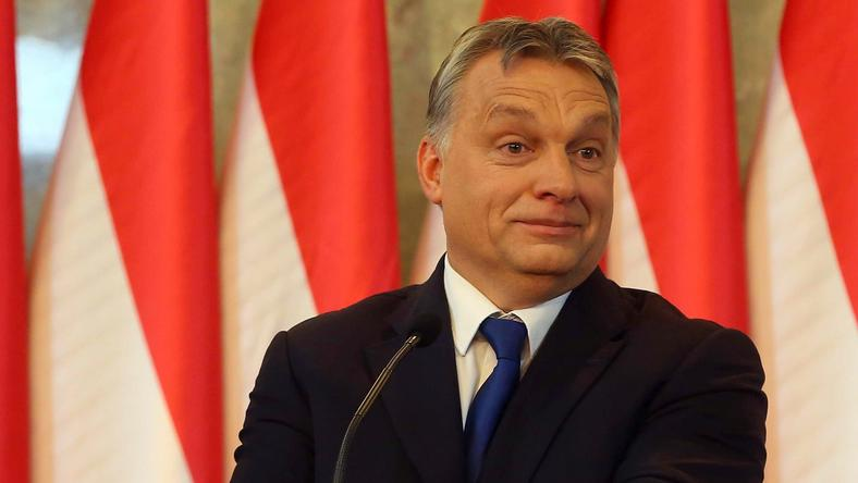 Orbán Viktor minden évben értékeli az előző esztendőt / Fotó: Pozsonyi Zita