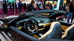 Co Ferrari pokazało na Paryż Motor Show 2016?