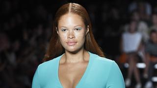 Georgia Pratt: nowa modelka plus size