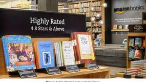 Amazon uruchomi kolejne księgarnie