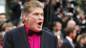 """David Hasselhoff sprzedał KITT-a z serialu """"Nieustraszony"""""""