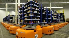 Armia robotów na usługach Amazonu