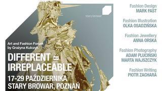 Interesujesz się modą? Weź udział w warsztatach Art&Fashion Forum w Poznaniu