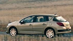 Zdjęcia szpiegowskie: Nowy Peugeot 207 SW