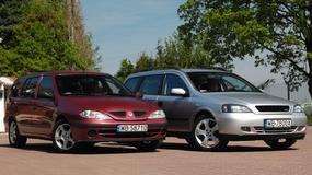 Opel Astra II 1.6 kontra Renault Megane 1.6: Pojedynek na rzeczowe argumenty