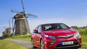 Opel Ampera: elektryczny, a jednak w pełni użyteczny