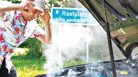 Serwis układu chłodzenia: radzimy co zrobić, jeśli się gotuje