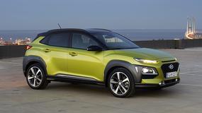 Hyundai Kona: mały SUV za 73 990 zł