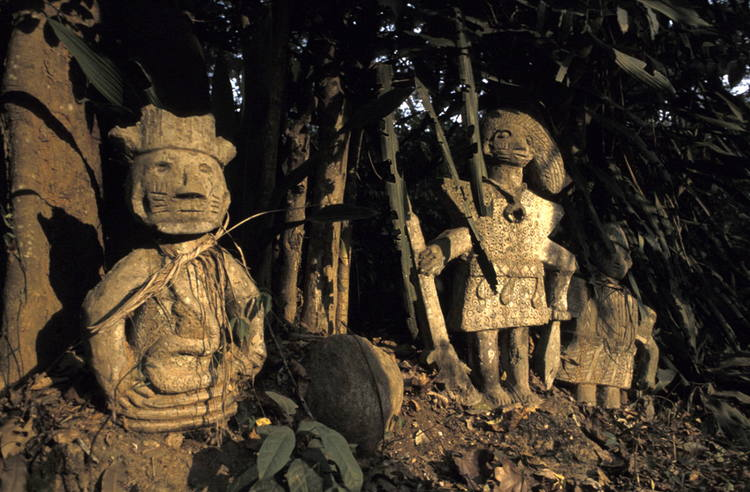 Arochukwu Long Juju: A brief walk into a forgotten temple of judgment    Pulse Nigeria