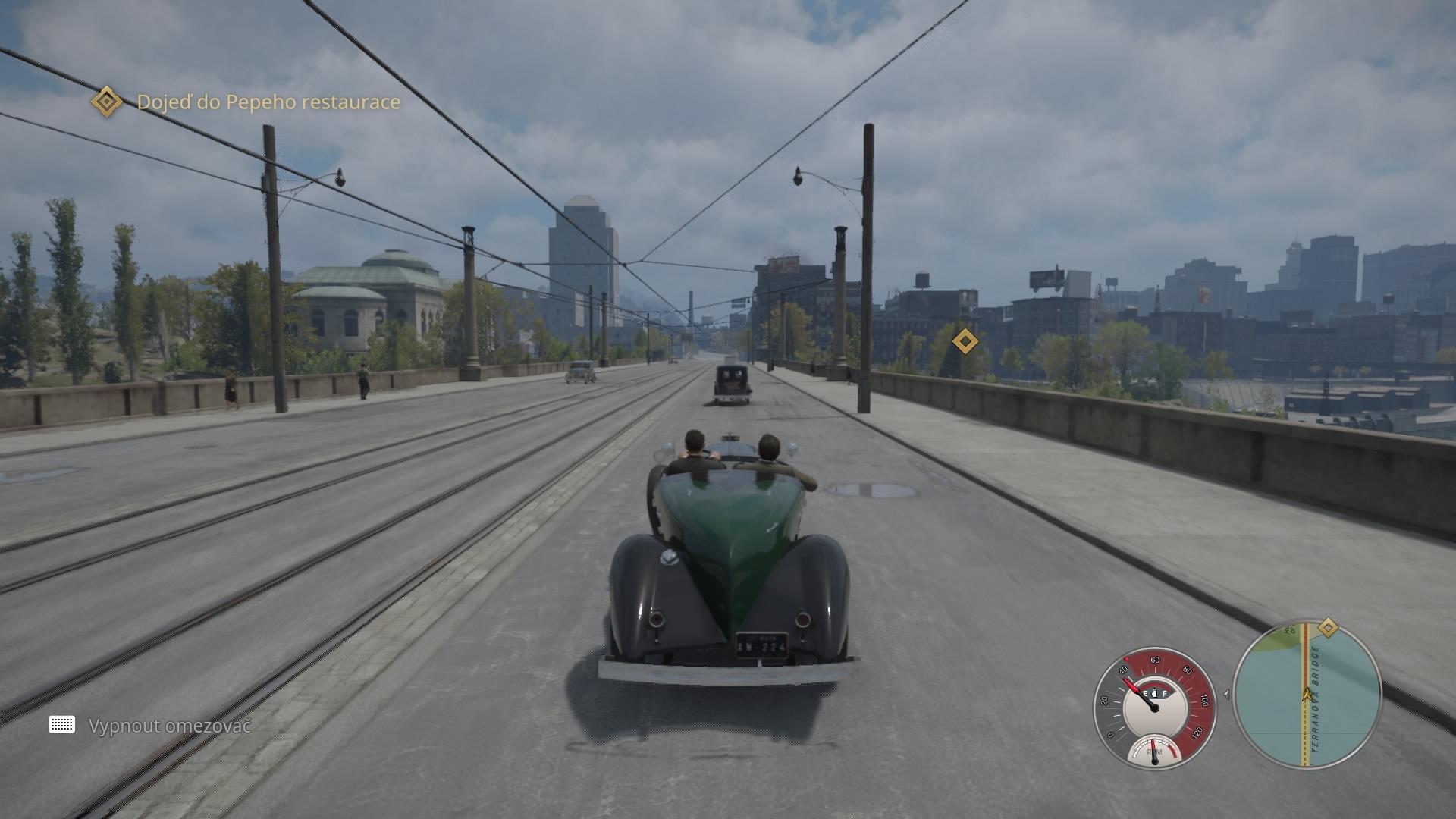 Hra ponúka niekoľko skutočne krásnych dobových vozidiel.