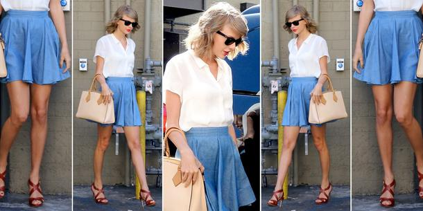 Best Look: Taylor Swift w Lucca Couture