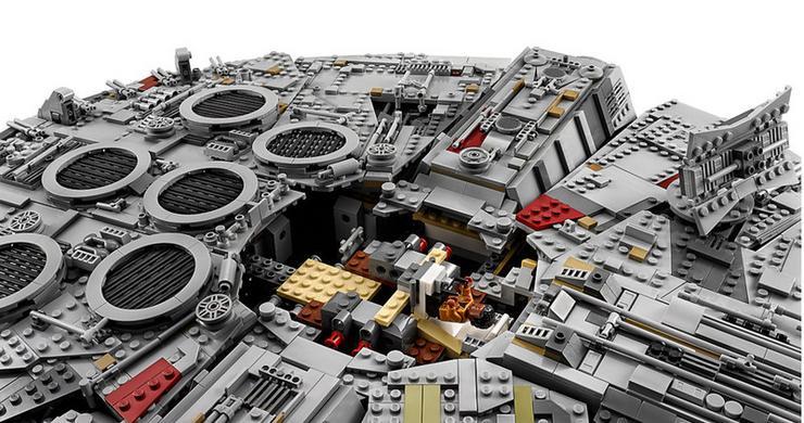 Ha valaki szeretné esetleg ajándékba megvenni nekem, írjon e-mailt, egyeztetjük a címet és az időt! /Fotó: LEGO